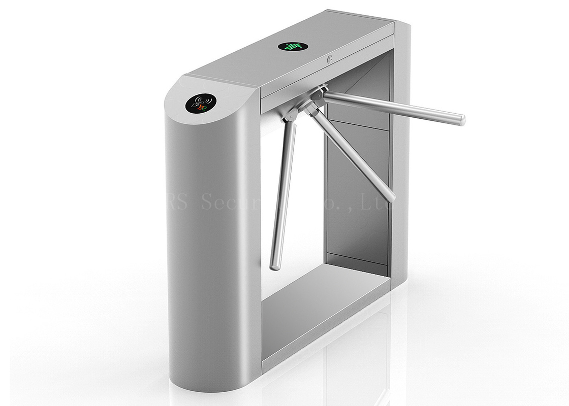 Right Angle Box Automatic Turnstiles Provide Orderly And Civilized Passage