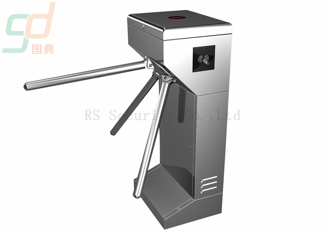 Automatic ESD Tripod Turnstile Gate Outdoor Turnstile Security Systems
